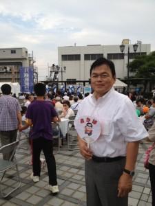 9月14日兵庫区兵庫運河祭