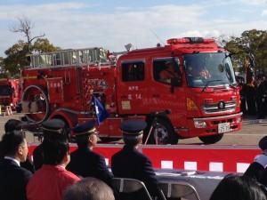 神戸市消防出初式 (2)