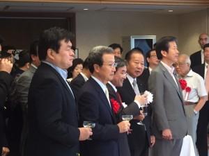 7月29日日中友好文化交流事業記念式典 (2)