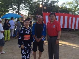7月25日生野高原夏祭り