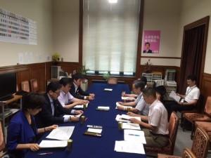 8月7日兵庫県副知事面会