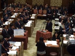 2月3日予算委員会