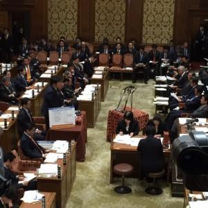 2月3日予算委員会 (1)
