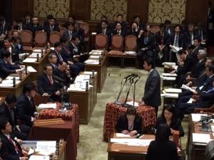 2月3日予算委員会 (2)