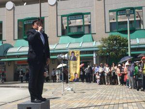 5月4日 JR垂水駅北 1