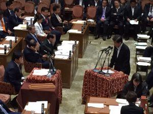 5月16日 予算委員会 2