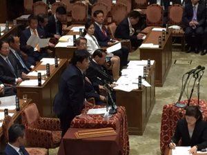 5月16日 予算委員会 3
