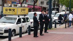 5月3日 JR兵庫駅南 2