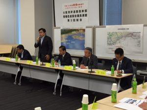 5月17日 大阪湾岸道路議連総会