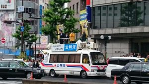 6月19日 三宮駅北 2
