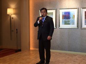 5月31日 超党派真珠振興議員連盟総会
